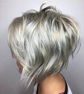 coiffure  dégradé