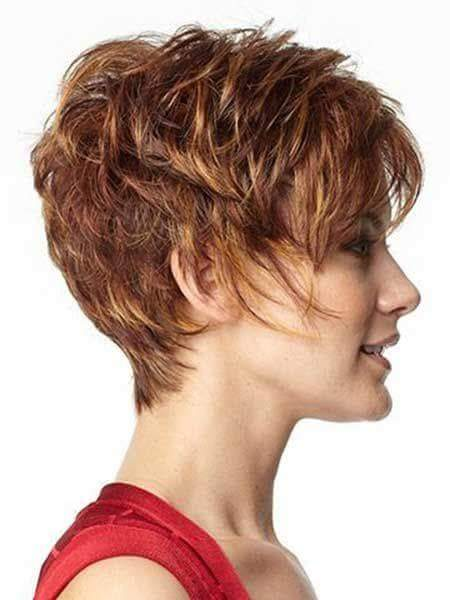 Coupes de cheveux courtes pour cheveux frises