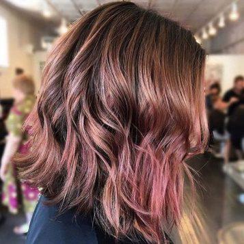 Enfin Une Coloration Pour Cheveux Fonc 233 S Chocolat Mauve